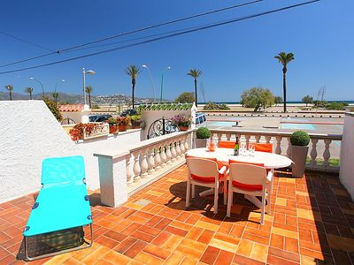 Photo for Vacation home Salins I in Empuriabrava - 6 persons, 3 bedrooms