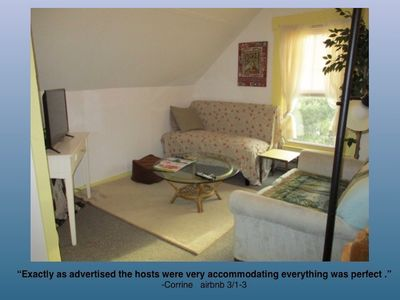 Photo for Spacious Hideaway Close to Old Port + Wags!
