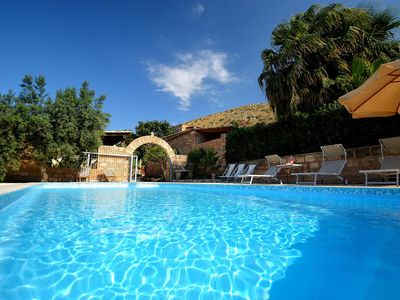Photo for Sv005 - Holiday Homes in Baglio Poma Favignana Apartment