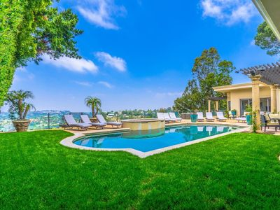 Photo for Luxury Bev Hills 7BR, Mins from Sunset, Sleeps 22!