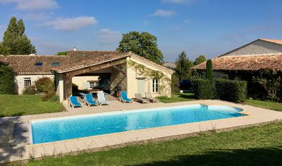 Photo for Your slice of paradise in the French countryside, only 8 minutes from Lectoure!