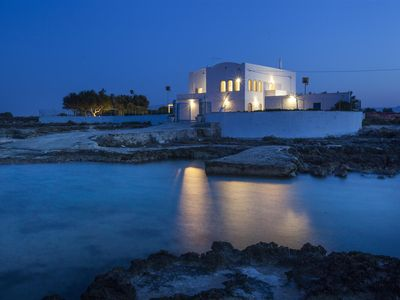 Photo for Villa Alma, Special Collection, sea front, in Savelletri Puglia | Raro Villas