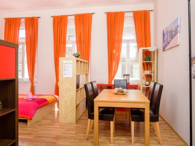 Photo for Double room for 7 guests, apt. Talia