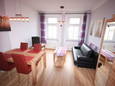Photo for Apartment Type E - Apartments in Leipzig, * 2km to the city center *