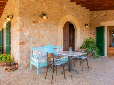 Photo for Fantastic Country House with Wi-Fi, Pool, Garden and Terraces; Parking Available