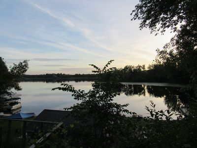 Photo for Lake Front on All Sports Lake in the Middle of 5,400 State Rec Area
