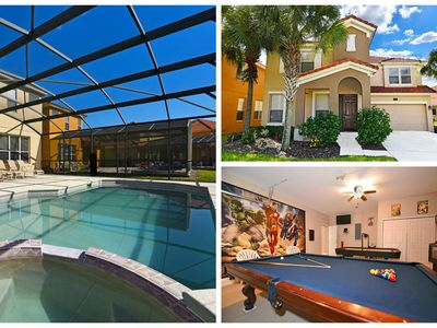 Photo for Relaxing Private Luxury Rental In Watersong Resort Minutes From WDW w/ Free WIFI