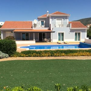 Photo for Luxury Villa - Own Heated Pool, Aircon, BBQ, Boules, WiFi,  Superb Games Room