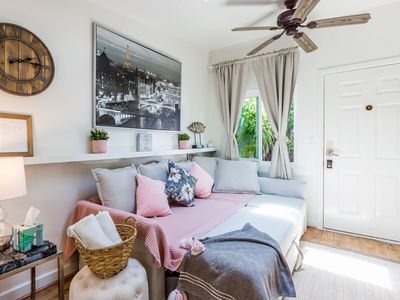 Photo for Culver city · One bedroom suit with Garden heart of Culver city