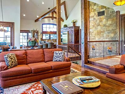 Photo for Snowmass 4 Bedroom 4.5 Bathroom Luxury Condo with Ski In and Ski Out