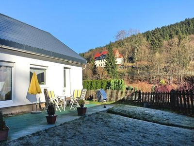 Photo for holiday home Orchidee, Schmiedefeld am Rennsteig  in Thüringer Wald - 3 persons, 1 bedroom