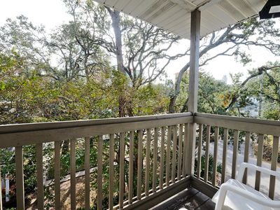 Photo for Quiet Two Bedroom Walking Distance To The Beach Condo!