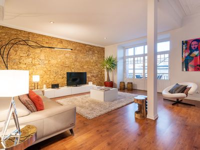 Photo for Wide and modern apartment Lisbon