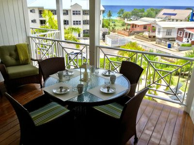 Photo for 1BR Apartment Vacation Rental in Weston, Saint James