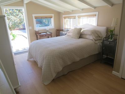 Photo for The Beach Cottage-A Simple Sanctuary - 4th house from the beach.
