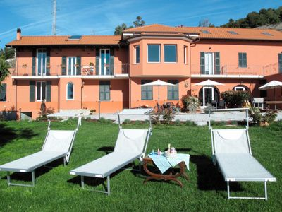 Photo for Apartment Agriturismo La Tuffatrice (SLR351) in San Lorenzo al Mare - 6 persons, 2 bedrooms