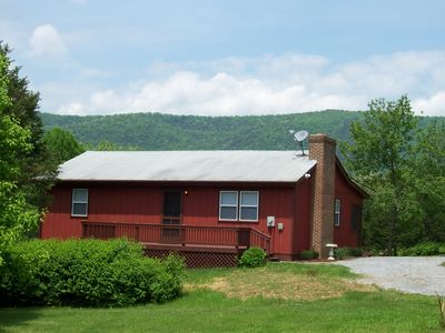Photo for Bear Bluff cabin on the Shenandoah River