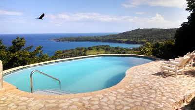 Photo for BEST View in Jamaica, Pool, Hot Water, LOW Price
