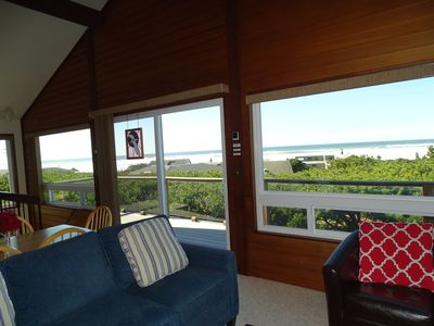 All-new large windows for great ocean views!