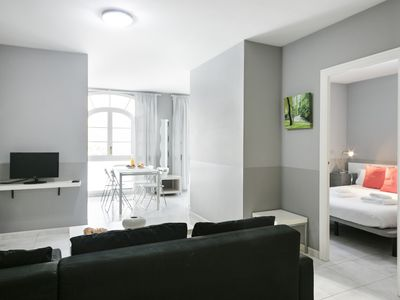 Photo for BARCELONA|BRIGHT 1 BEDROOM APT @ PASEODEGRACIA¦