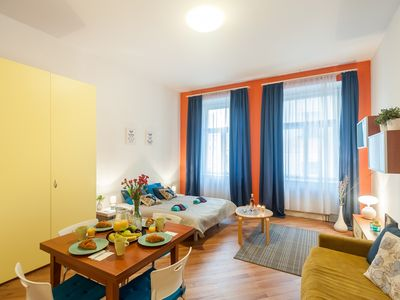 Photo for Old Town Square Rental 1 Masna - Apartment for 4 people in Praha