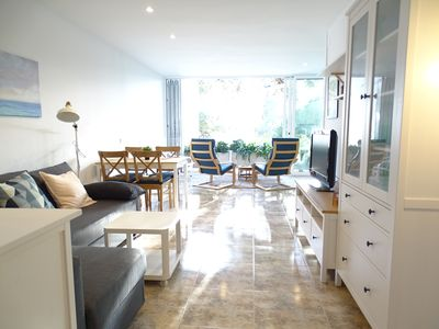 Photo for Costa Brava, Platja d'Aro, Politur, apartment Iris 15