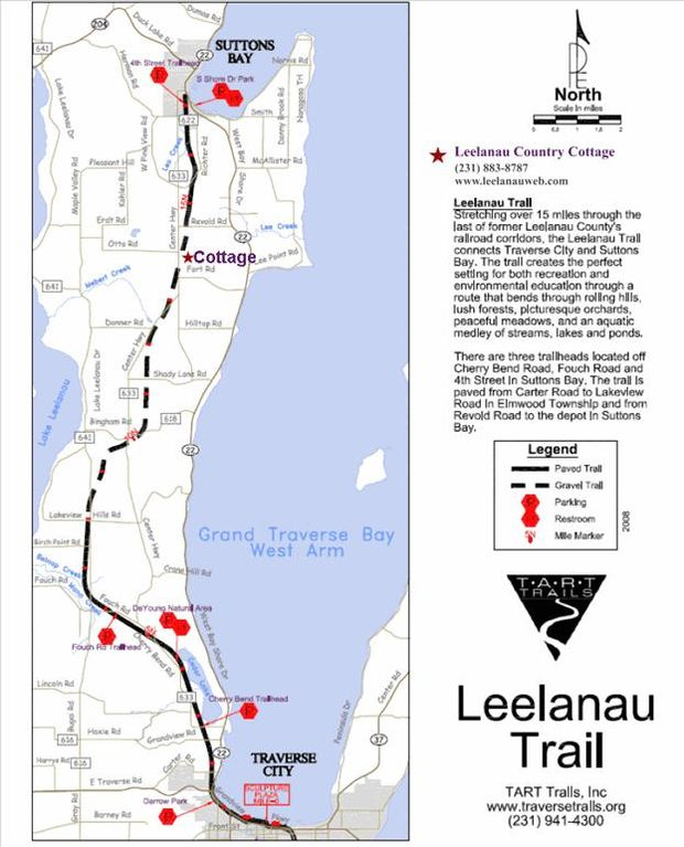 Leelanau Country Cottage Your Home Away From Home In