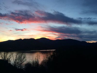 Photo for Million Dollar View Above Lake Lure