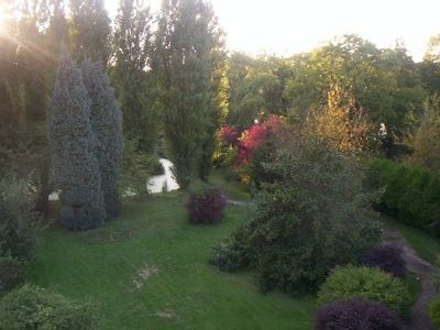 Photo for ''Le Relais des Sources'' Romantic lodging of 250m2 dating from 1900-Park of 8600m