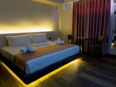 Photo for Pandora Residence Tirana-Double room with Turkish bath- Basement