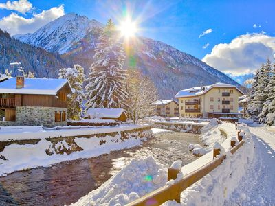 Photo for 1BR Apartment Vacation Rental in Champoluc-champlan, Aosta Valley