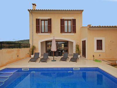 Photo for Beautiful and modern semi-detached house with private pool