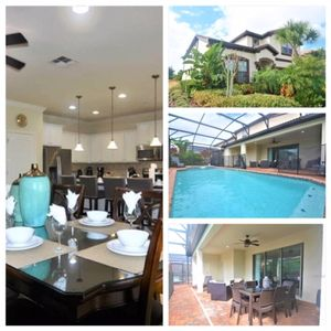 Photo for Huge House with Priv Pool\Spa in Windsor Westgate - Close to Disney - 8878M