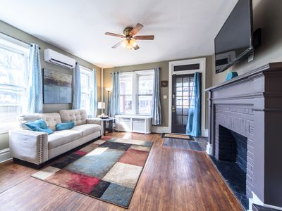 Photo for Cozy Uptown Home 10 Min from Down Town & 20 Min from Hersey Park.