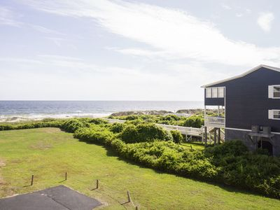 Photo for Rudy's Roost: 2 BR / 2 BA condo in Caswell Beach, Sleeps 4
