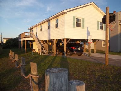 Photo for The Rest and Relax Cottage located between the highways in Kill Devil Hills, NC