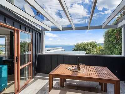 Photo for Lakeside Vista - Taupo Holiday Home