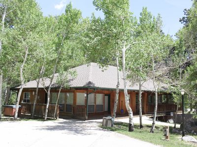 Photo for Mt. Columbia Chalet at Creekside Chalets