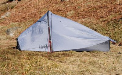 Bring your own tent - Enjoy the freedom