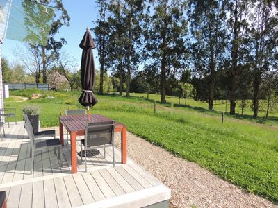 Photo for Enjoy the peace and harmony of country living.  A sunny well holiday home