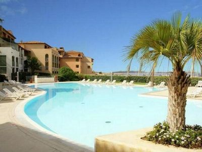 Photo for Holiday apartment Six Fours les Plages for 1 - 4 persons with 1 bedroom - Holiday apartment