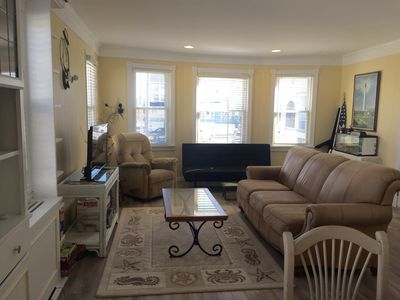 Photo for Perfect Location - Walk to Beach/Boards/Downtown/Restaurants with wifi