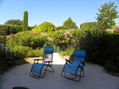 Photo for Residence with Pool - sleeps 4 - Terrace and Patio