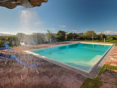 Photo for Charming Villa set in a beautiful  olive groves
