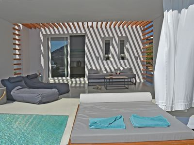 Photo for Tinos Blend Suites | Villa 1