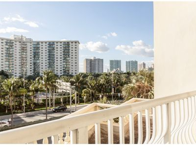 Photo for OCEANFRONT RESORT MODERN APT WITH BALCONY TO ENJOY A SUNSET !! Fully equipped