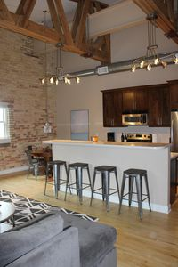 Photo for New Owner, same amazing place! Armory Loft Condo in the Heart of Downtown