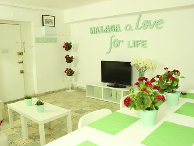 Photo for HISTORICAL CENTER, UP TO 12 PEOPLE, VERY WIDE, WIFI, AIR ACON, BEACH AT 15 MIN