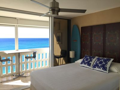 Photo for Top Floor, Corner Unit On One of the Best Beaches On Oahu!