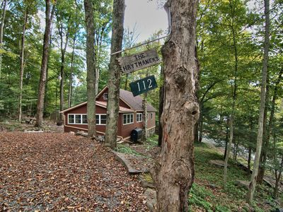 Photo for 3BR Cabin Vacation Rental in Greentown, Pennsylvania